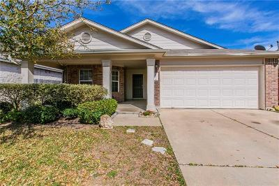 Pflugerville Single Family Home Pending - Taking Backups: 3241 Winding Shore Ln