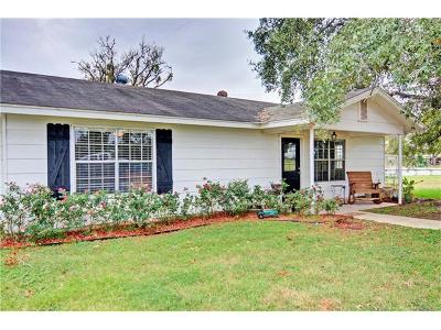 Single Family Home For Sale: 1006 Lee Rd