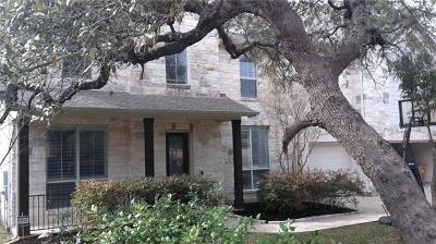 Travis County Single Family Home Pending - Taking Backups: 7113 Viridian Ln