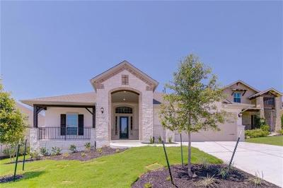 Leander Single Family Home For Sale: 3221 Venezia Vw