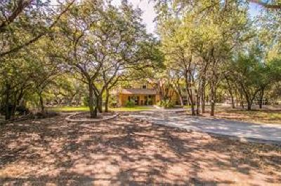 Round Rock Farm For Sale: 2108 Mayfield Dr