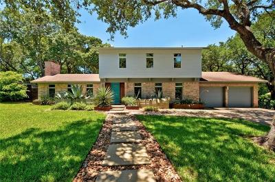 Austin Single Family Home For Sale: 9202 Collingwood Dr