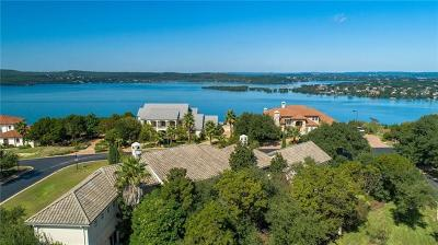 Lakeway Single Family Home For Sale: 10 Water Front Ave