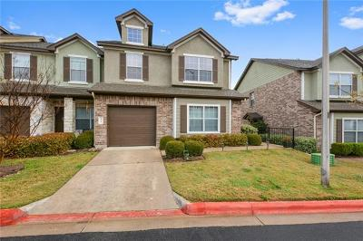 Cedar Park Condo/Townhouse Pending - Taking Backups: 1900 Little Elm Trl #86