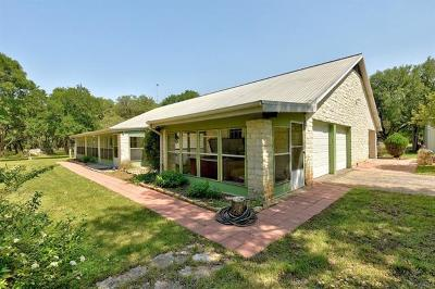 Georgetown Single Family Home For Sale: 30309 Live Oak Trl