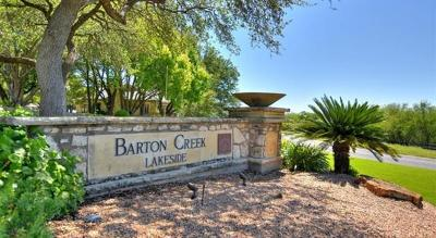 Spicewood Residential Lots & Land For Sale: 26401 Sailpoint Ct
