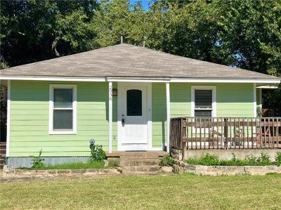 Single Family Home For Sale: 2936 Higgins St