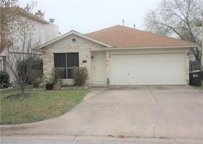 Pflugerville Single Family Home Pending - Taking Backups: 14005 Conner Downs Dr