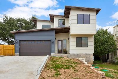 Austin Single Family Home For Sale: 14712 Longbranch Dr