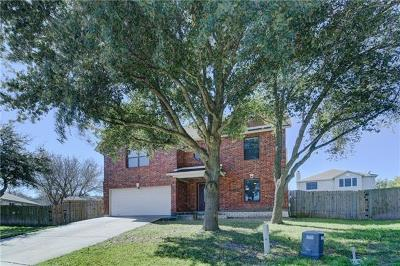 Pflugerville Single Family Home Pending - Taking Backups: 17800 Grener Cv