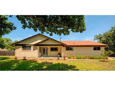 Austin Single Family Home For Sale: 5202 Pony Chase
