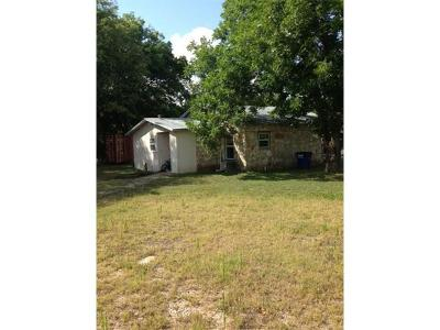 Georgetown Single Family Home Pending - Taking Backups: 9508 E State Highway 29