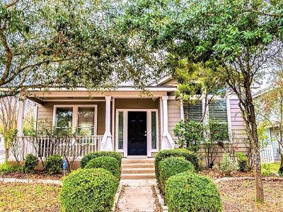 Kyle Single Family Home Pending - Taking Backups: 770 Fairway