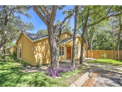 Austin Condo/Townhouse For Sale: 4902 Duval Rd #H2