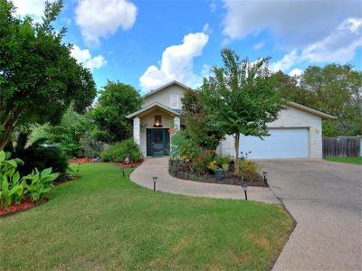 Austin Single Family Home For Sale: 4504 Wild Dunes Ct