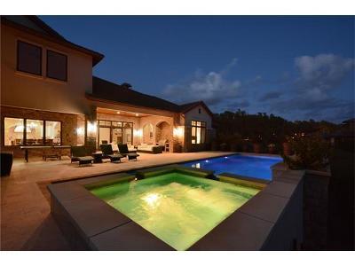 Single Family Home For Sale: 8041 Carlton Ridge Cv