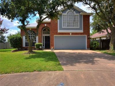 Single Family Home For Sale: 14641 Montoro Dr