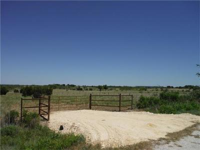 Copperas Cove Residential Lots & Land For Sale: Tract 1 County Road 3640