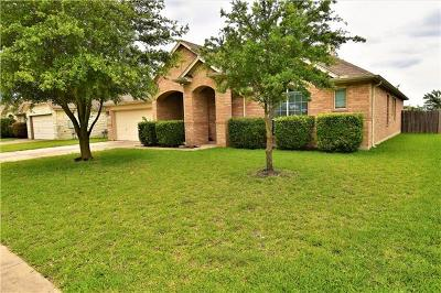 Pflugerville Single Family Home For Sale: 18700 Caisteal Castle Path