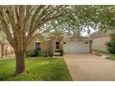 Travis County Single Family Home For Sale: 13013 Withers Way