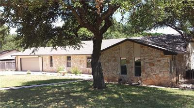 Single Family Home For Sale: 6620 Wolfcreek Pass