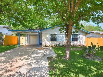 Austin Single Family Home For Sale: 506 Tilbury Ln