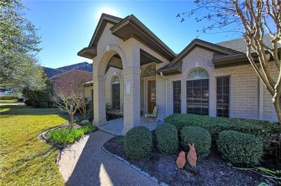 Single Family Home For Sale: 5212 China Garden Dr