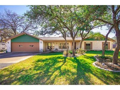 Cedar Park Single Family Home Pending - Taking Backups: 814 Cedar Park Dr
