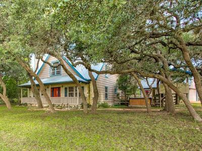 Dripping Springs TX Single Family Home For Sale: $400,000