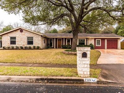 Single Family Home Pending - Taking Backups: 7119 S Brook Dr