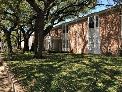 Austin Condo/Townhouse Pending - Taking Backups: 1240 Barton Hills Dr #109