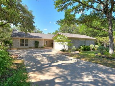 Wimberley TX Single Family Home Pending - Taking Backups: $347,000