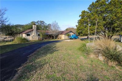 Wimberley Single Family Home For Sale: 300 Hub Dr