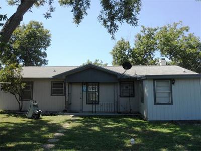 Burnet Single Family Home For Sale: 225 S Beach St
