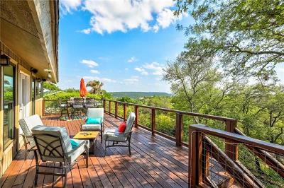 Austin Single Family Home For Sale: 4505 Cat Mountain Dr