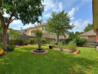 Pflugerville, Round Rock Single Family Home For Sale: 7309 W Magic Mountain Ln