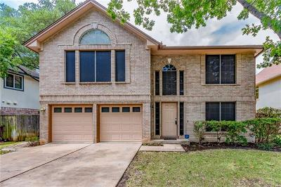 Austin TX Single Family Home Pending - Taking Backups: $339,000