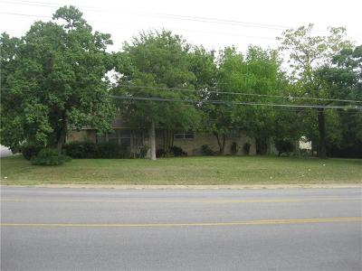 Single Family Home For Sale: 3300 E Martin Luther King Jr Blvd