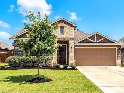 Buda, Kyle Single Family Home For Sale: 178 Summer Night Cv