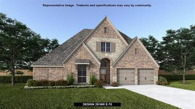 Leander Single Family Home For Sale: 1921 Woolsey Way