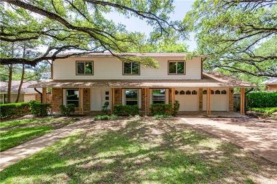 Austin Single Family Home For Sale: 8114 Shenandoah Dr