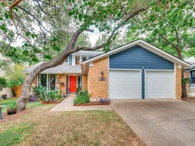 Hays County, Travis County, Williamson County Single Family Home Pending - Taking Backups: 7800 Lowdes Dr