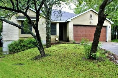 Austin TX Single Family Home For Sale: $209,999
