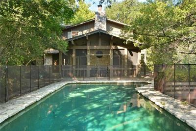 West Lake Hills Rental For Rent: 1409 Old Wagon Rd