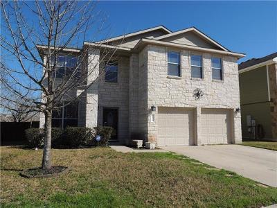 Austin Single Family Home For Sale: 8916 Quick Stream Dr