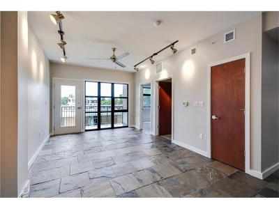Travis County Condo/Townhouse For Sale: 1812 West Ave #403