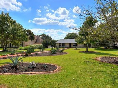 Round Rock Single Family Home For Sale: 3601 Arrowhead Cir