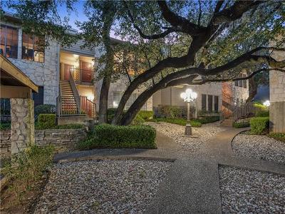Austin Condo/Townhouse For Sale: 3809 Spicewood Spgs #249