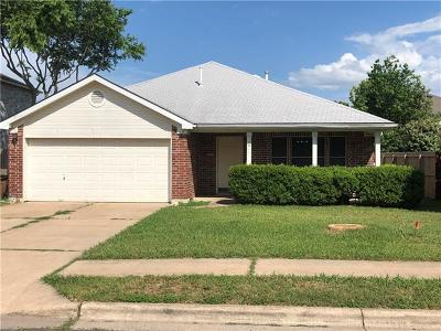 Austin Single Family Home For Sale: 8011 Rosenberry Dr