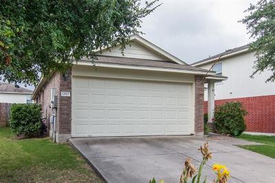 Manor Single Family Home Pending - Taking Backups: 12817 Thomas Jefferson St